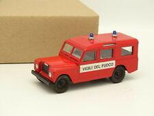 Burago 1/43 - Land Rover Pompiers Vigili del fuoco