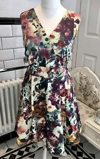 *NEW*Joe Browns, Size 20, Multi Floral, 50's Rockabilly Style, Fit & Flare Dress