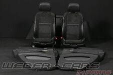 org BMW X6 E71 Teilleder Alcantara Sport Innenaustattung Leder Lederausstattung