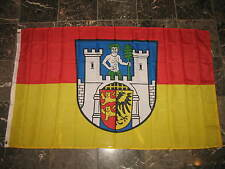 3x5 City of Bad Harzburg Germany German Rough Tex Knitted flag 3'x5'