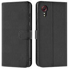 Book Case für Samsung Galaxy XCover 5 Hülle Flip Cover Handy Tasche Schutz Hülle
