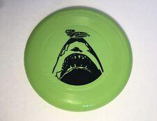 Green Shark ~ Wham-O Frisbee