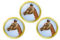 Girafe Balle de Golf Marqueur