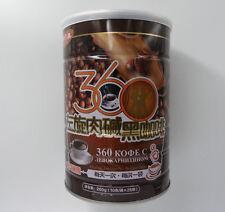 10G* 26Bags Brazil perfect reducing fat coffee LiuZhiMei Slimming black coffee