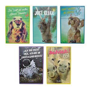 Zigaretten Box Funny Animals