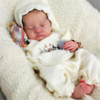 Bebe Reborn 17 Inches Newborn Reborn Baby Levi Vinyl Unpainted Unfinished Doll