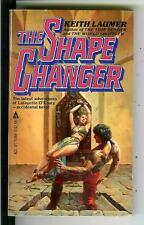 THE SHAPE CHANGER by Laumer, US Ace fantasy gga pulp vintage pb Rowena art
