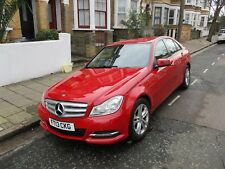 2013  MERCEDES-BENZ C CLASS  C220, CDI BLUEEFFICIENCY EXECUTIVE SE 4DR DIESEL