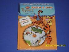 Tiggers grosses Abenteuer - Buch & DVD