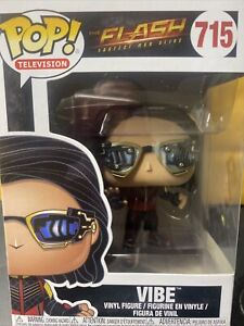 The Flash Funko POP! TV Vibe Vinyl Figure #715 New