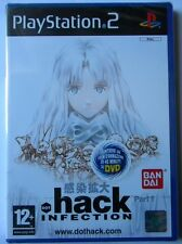 HACK INFECTION PS2 PLAYSTATION TWO EDIZIONE ITALIANO NUOVO