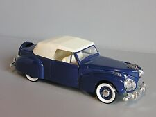 Rio 43 - Lincoln Continental 1941 closed top 1/43 boxed
