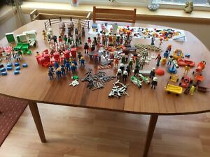 vintage playpeople - A Job Lot Of Several Sets