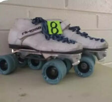 Vintage Reidell Rs1000 Speed Skates Size 9 Womens