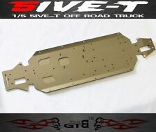 GTBracing 2014 LOSI 5IVE-T Great bottom strengthen hard anodized losi 053