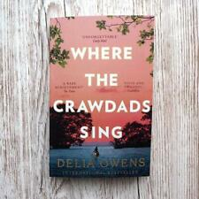 Where the Crawdads Sing by Delia Owens New Paperback 2020