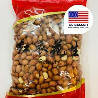 Peanuts. Raw  Red skin Peanuts US Grow红衣花生 12oz(340g) USA FREE SHIPPING