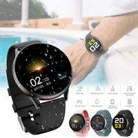 V19 Smart Watch Men Women Heart Rate Monitor Sport Bracelet Band for Android IOS