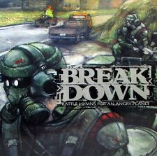 BREAKDOWN Battles Hymns For An Angry Planet LP