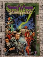 Stormwatch Force of Nature (1999) DC/Wildstorm - TPB, 144 Pgs,Ellis/Raney, FN/VF