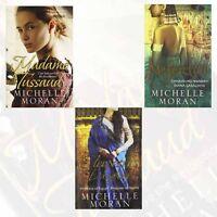 Michelle Moran Collection (Cleopatra's Daughter,Nefertiti) 3 Books Set