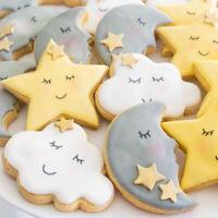 Ramadan Star Moon Cookies Cutter Mold Eid Mubarak Ramadan Islamic Cake Decor FT