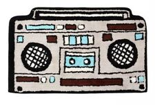 Pottery Barn Teen Boombox Bath Mat