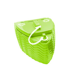 TRC Recreation Floating Super Soft Goodlife Drink Pool Kooler, Fierce Green