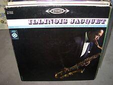 ILLINOIS JACQUET self titled ( jazz ) - epic stereo -
