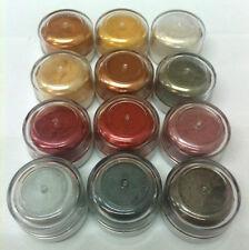 Mica de la Perla pigmentos polvos Perfect-metálicos extra + Gratis Spray Mini empañamiento