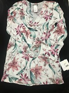 NWT La Blanca Swimsuit Cover Up Size XS $104