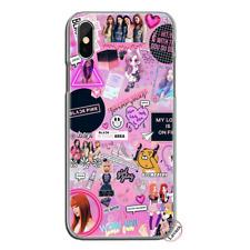 BLACKPINK  Kpop Jennie Lisa Jisoo Rose Photocard Cover Case For iPhone Samsung 1