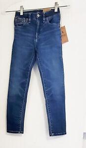 Polo Ralph Lauren Little Boys Sullivan Slim Stretch Jeans McQuinn Wash Sz 4/4T