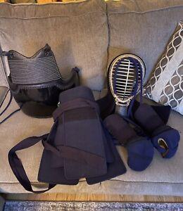 Kendo Armor Bogu Set Sparring Uniform Japanese Kendo Equipment Do Kote Tare