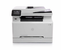 HP LaserJet Pro M283fdw All-in-One Wireless Color Laser Printer - White