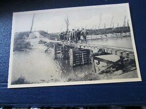 Postcard of Bridgeway from Redan to Neiuport Town (Unposted)