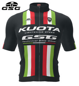 Short Sleeve Cycling Jersey Kuota 03228 Road Jersey Cycling Top