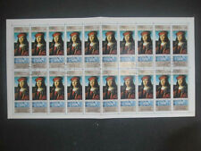 Yemen 1968 Olympic Games Rafael Full Complete Sheet #S161