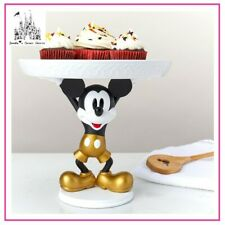 DISNEY MICKEY MOUSE SERVING PLATE CAKE STAND - DAMAGED