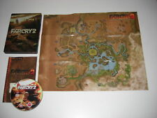 FAR CRY 2 Special Limited Edition in Steel Case Pc DVD ns FARCRY II Steelbook