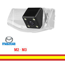 Camara vision trasera aparcamiento para Mazda M2 M3 Montaje luz matricula