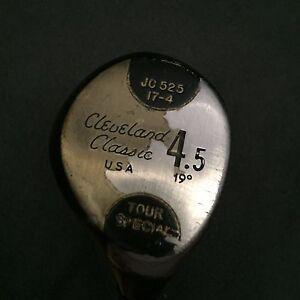 Cleveland Classic Tour Special 4.5 Wood MRH TT Dynamic Stiff Steel (HS2901)