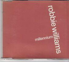 (EX152) Robbie Williams, Millennium - 1998 DJ CD