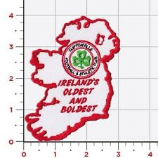 Cliftonville FC Belfast Irlanda Sew On Patch Badge