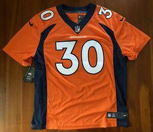 Nike Jersey Denver Broncos Terrell Davis Limited #30 851514-422 Men's Size XL