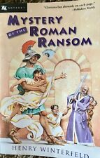 New listing Mystery of the Roman Ransom by Henry Winterfeld (2002, Trade Paperback)