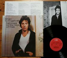 Bruce Springsteen - Darkness on the Edge of Town - NL'78 + OIS + Insert TOP MINT