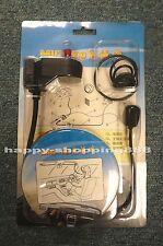 MIC-100 Handfree for Wouxun Mob Radio KG-UV920R /KG-UV950P,kguv920 radio part
