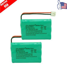 2x 3.6V 800mAh Cordless Phone Battery For AT&T 27910 GE 5-2522 5-2721 27990 USA