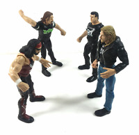 WWE/WWF Wrestling Figure Bundle Titan Tron D-Generation X